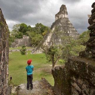 TIKAL / Anna l'exploratrice découvre Tikal