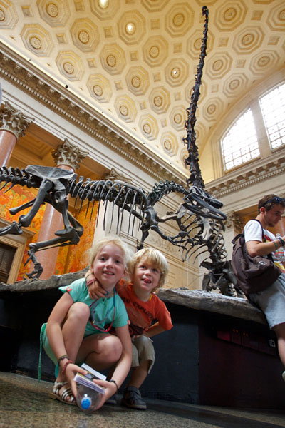 NYC / Muséum d'Histoire naturelle
