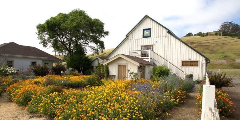 PESCADERO / Au sud de San Francisco, village paisible