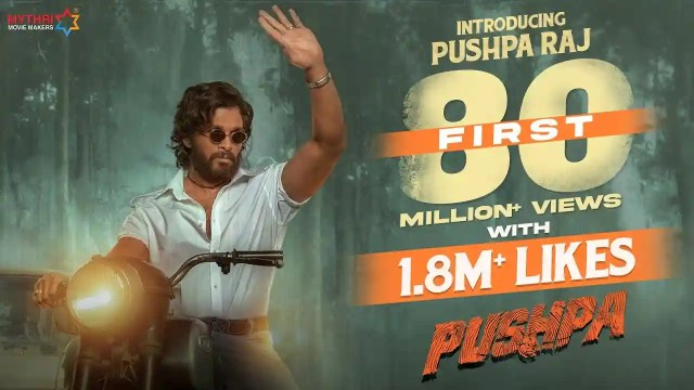 Pushpa: The Rise Movie Song