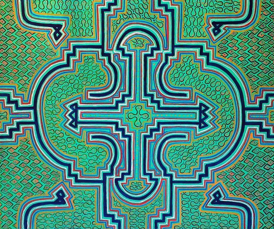 Ken Shipibo Vibrational Design Song Of The Amazon