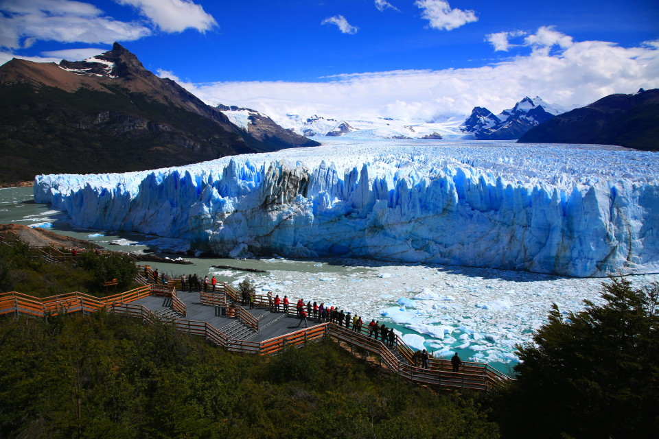 Perito Moreno- Welcome to the ice show