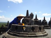 069-Buddha - Borobudur