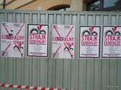 092-General Strike - Krakow Polska