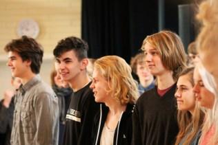 Musikefterskolen i Humble, February 5 2014