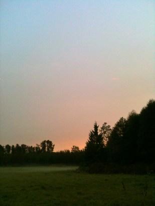Smoke Farm, September 22, 2012, 5 miles