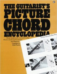 Guitarists Picture Chord Encyclopedia