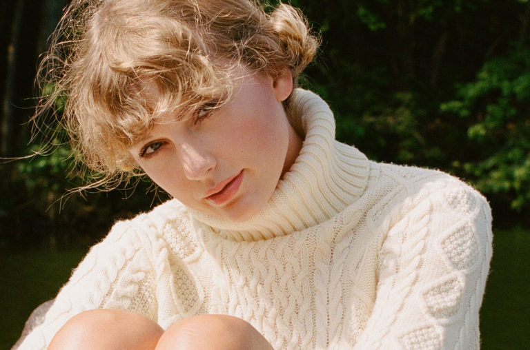 Taylor Swift makes history with album 'Folklore'