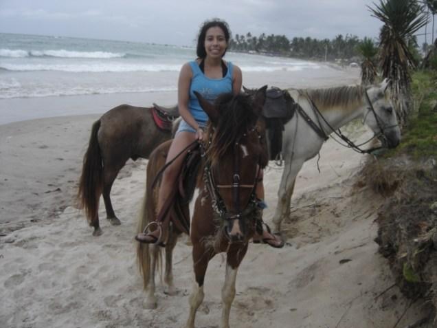 078 Van no cavalo