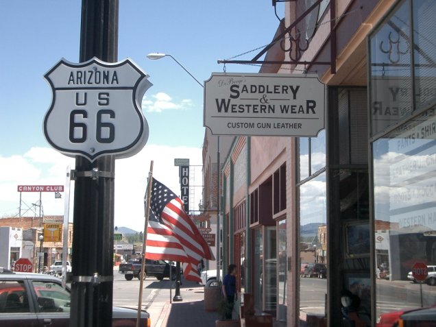 2086 8 dia Arizona Williams (route 66)