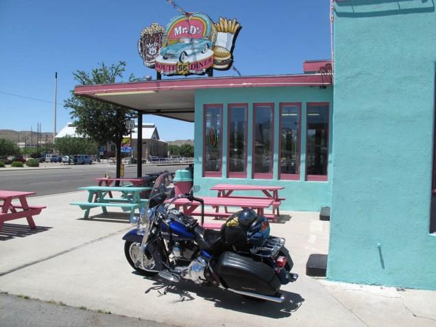 2191 8 dia Arizona Kingman (route 66)