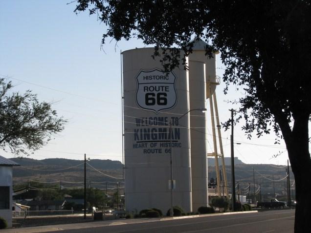 2194 8 dia Arizona Kingman (route 66)