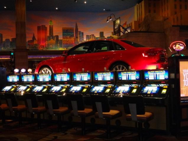 2337 8 dia Nevada Las Vegas Strip - New York
