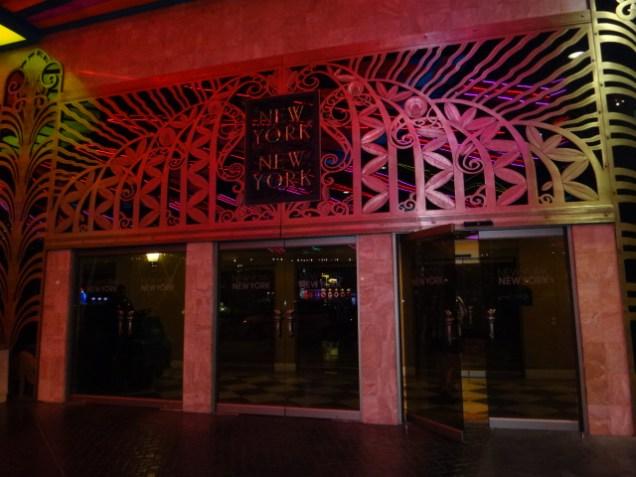 2347 8 dia Nevada Las Vegas Strip - New York