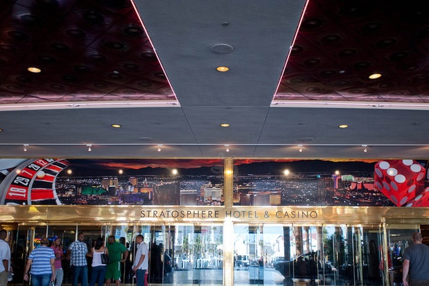 2380 9 dia Nevada Las Vegas Strip - Stratosphere Hotel Casino