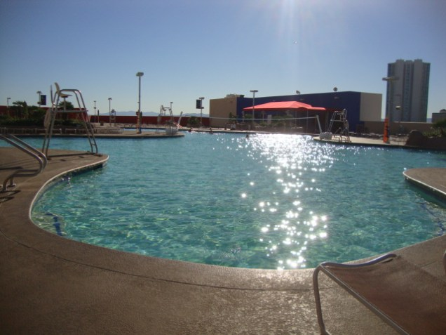 3025 10 dia Nevada Las Vegas - Stratosphere Hotel (piscina)