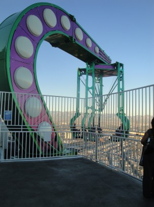 3059a 10 dia Nevada Las Vegas - Stratosphere Hotel (torre)