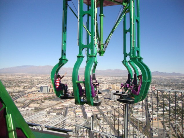 3060 10 dia Nevada Las Vegas - Stratosphere Hotel (torre)