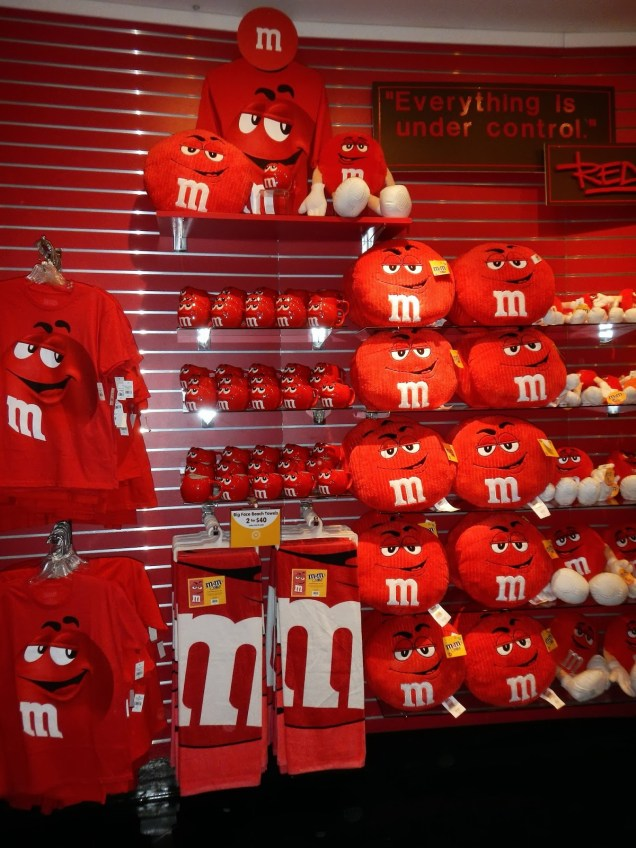 2624a 9 dia Nevada Las Vegas Strip - M&M Store