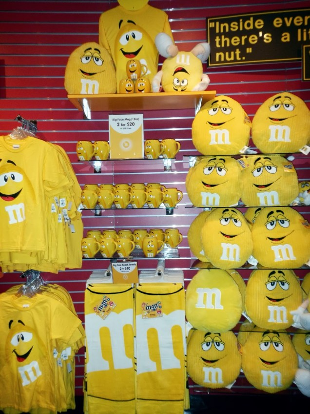 2624b 9 dia Nevada Las Vegas Strip - M&M Store
