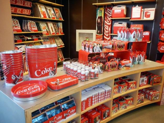2638a 9 dia Nevada Las Vegas Strip - Coca Cola Store