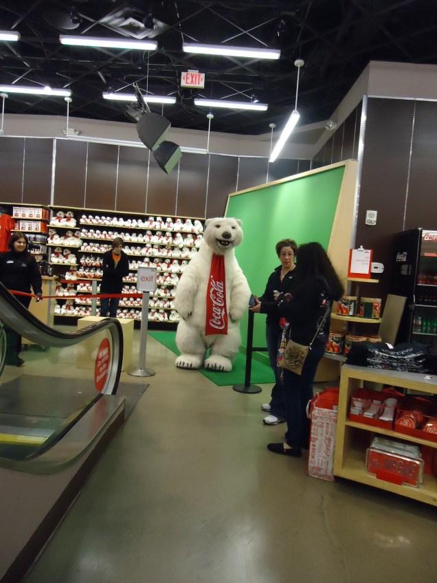 2644c 9 dia Nevada Las Vegas Strip - Coca Cola Store