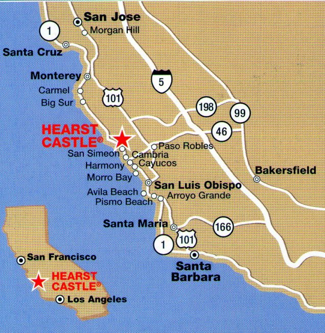 3828 14 dia - San Simeon Silver Surf Motel