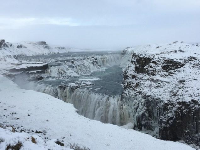 Cachoeira Gulfoss