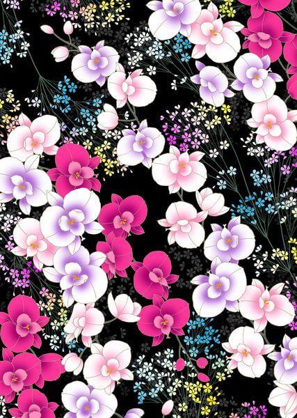 Florais Wallpapers Lindos Papeis De Paredes De Flores