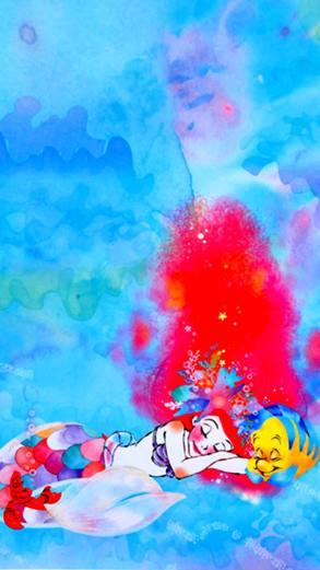 wallpaper-sereia-aquarela