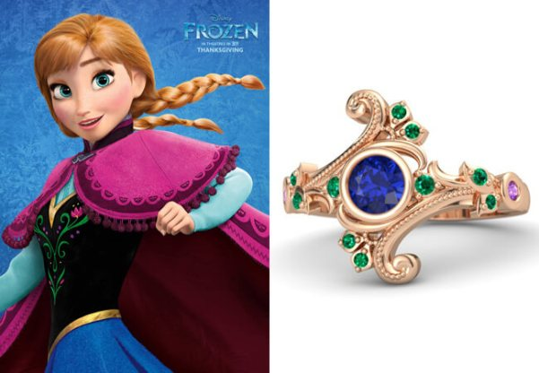Anel-do-filme-frozen-personagem-Anna