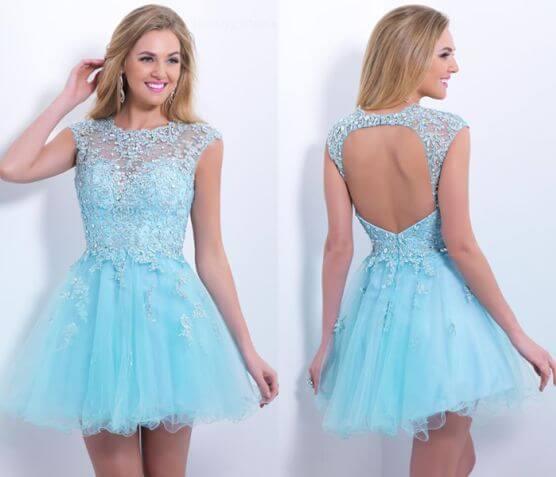 cor-do-verão-vestido-curto-de-15-anos-azul