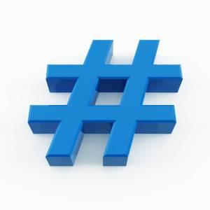 Facebook adota hashtags
