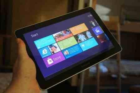 8 razões pelas quais um tablet com Windows é melhor que um notebook