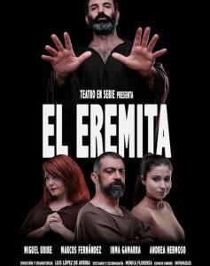 """Vuelve """"El Eremita"""" con ANDREA HERMOSO"""