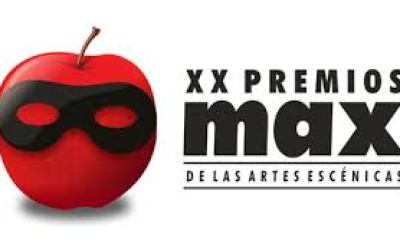 ÁNGEL RUIZ y ESTHER ISLA finalistas de la 20ª edición de los Premios Max