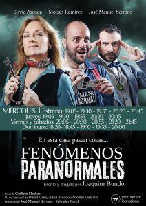 SILVIA ARANDA estrena «Fenómenos Paranormales»
