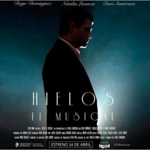 """""""Hielos"""" el cortometraje musical que protagoniza DIEGO DOMÍNGUEZ premiado con 7 premios """"Kino"""""""