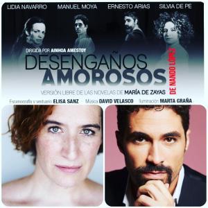 """""""Desengaños amorosos"""" con SILVIA DE PÉ y MANUEL MOYA"""