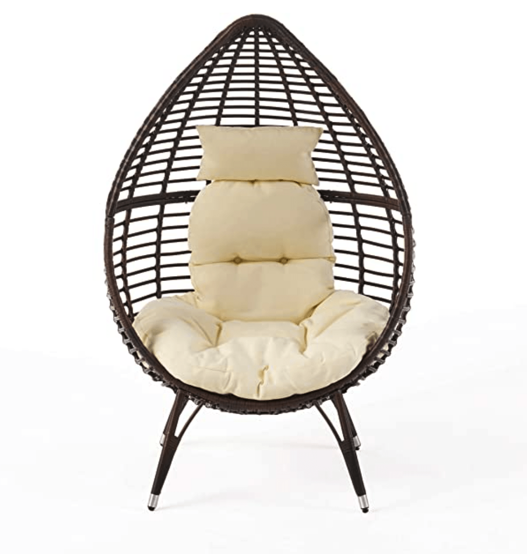 Affordable and Cheap Patio Egg Chair