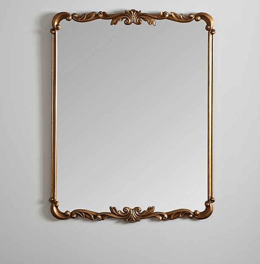 Anthropology Primrose Mirror Dupes