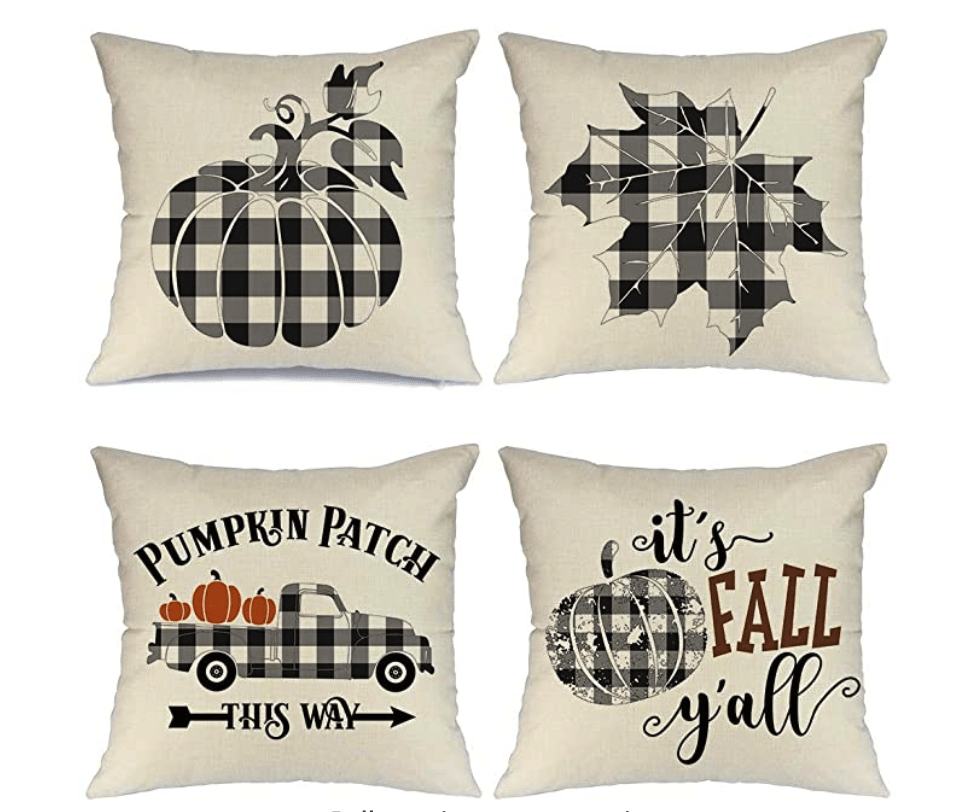 Cheap Fall Decor