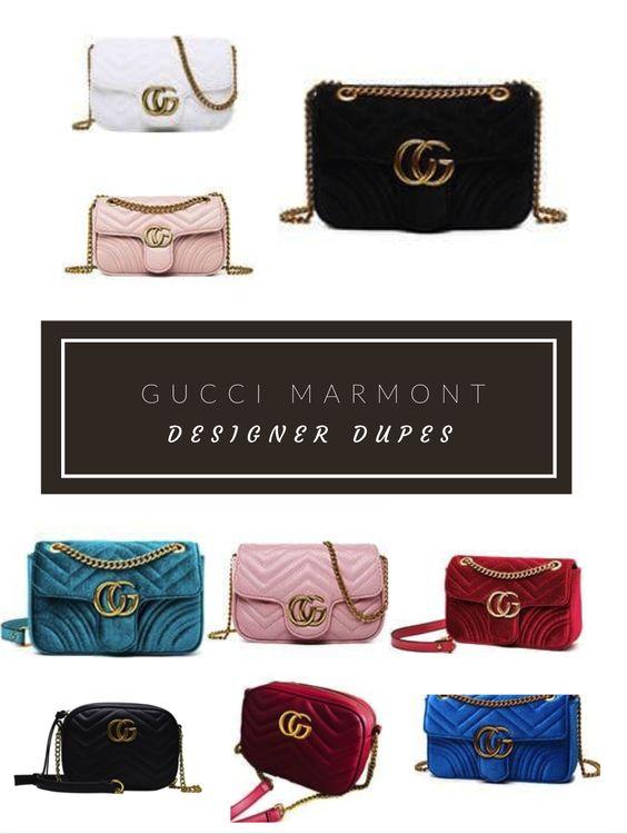 3 Gucci Marmont Bag Dupes