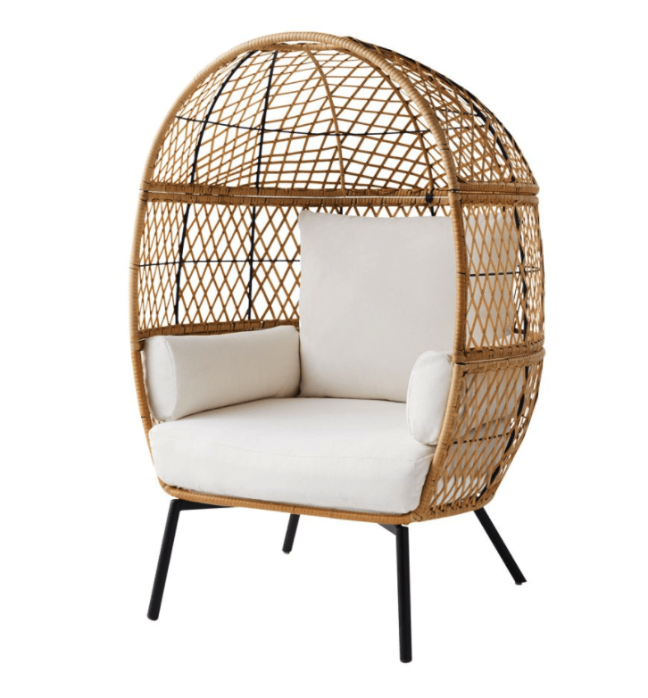 10 Cheap Egg Chairs For Patio And Indoors Sonia Begonia