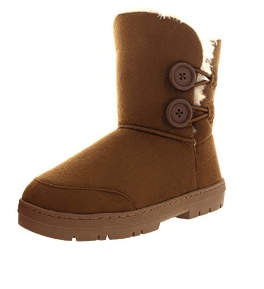 UGG Button Boots Look Alikes