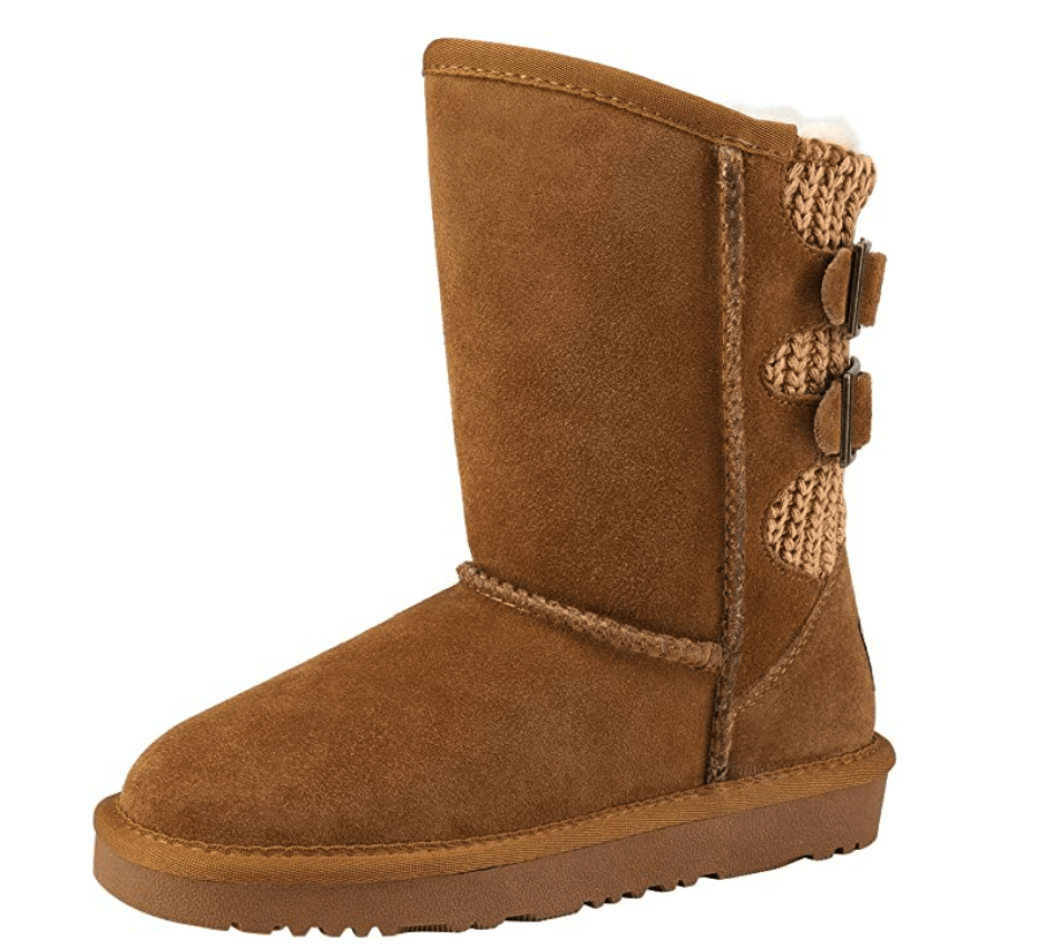 UGG Button Boots Dupes