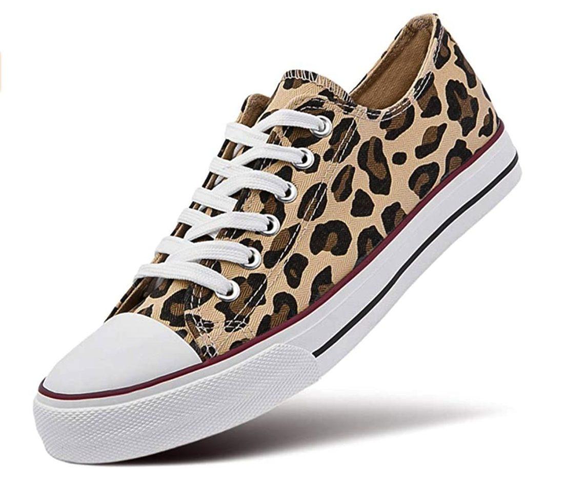 Leopard Converse Dupes