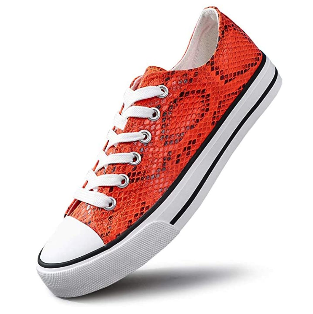 Red Converse Dupes