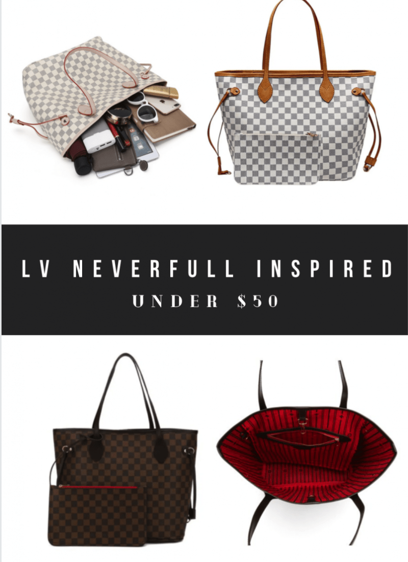 3 Best LV Neverfull Dupes – Louis Vuitton Neverfull Dupes
