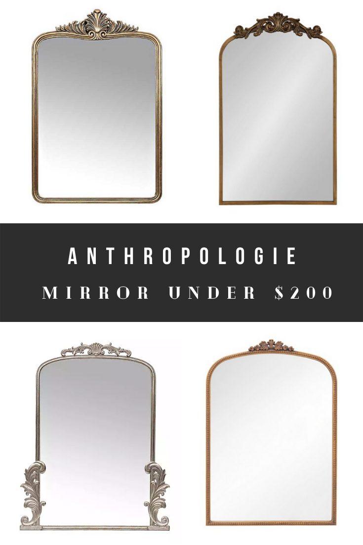 Anthropologie Primrose Mirror Dupes